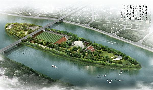 江心洲廣場改造工程